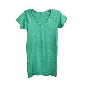 Lululemon Swiftly Tech Short Sleeve Tshirt Teal